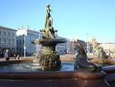 фонтан в хельсінки