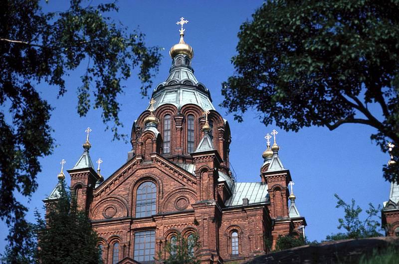 церква в хельсінки
