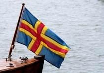 Alands flag